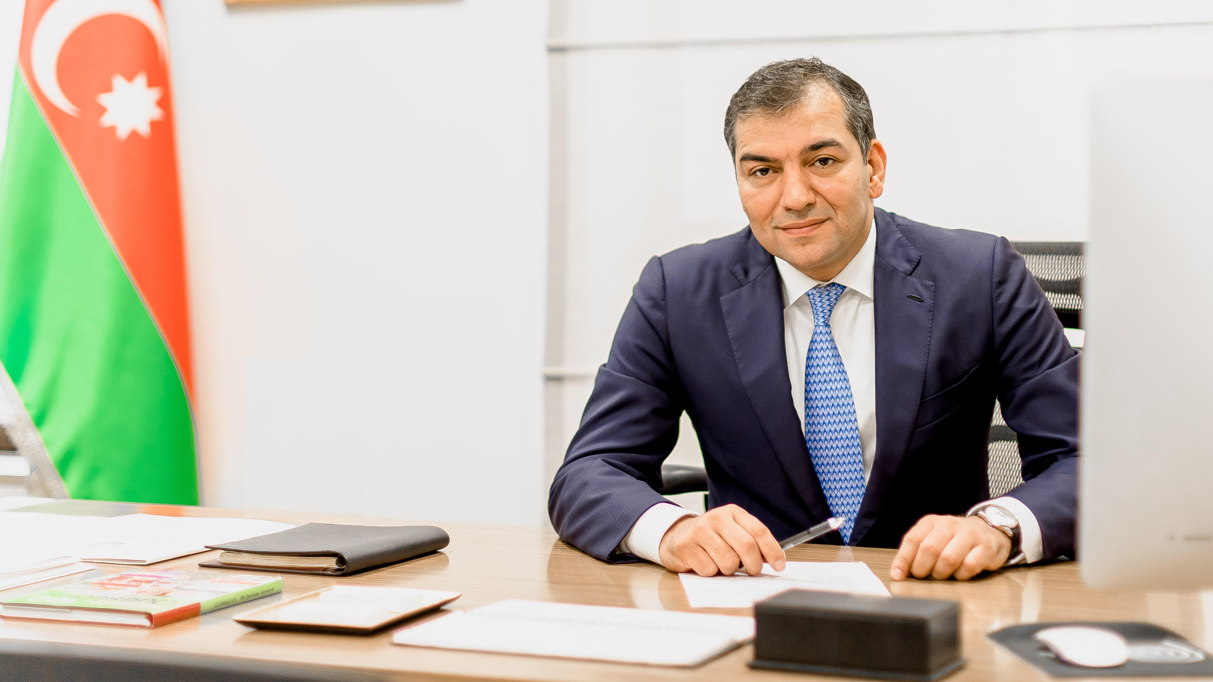 >Dövlət Turizm Agentliyinin sədri Fuad Nağıyevin turizm ictimaiyyətinə müraciəti