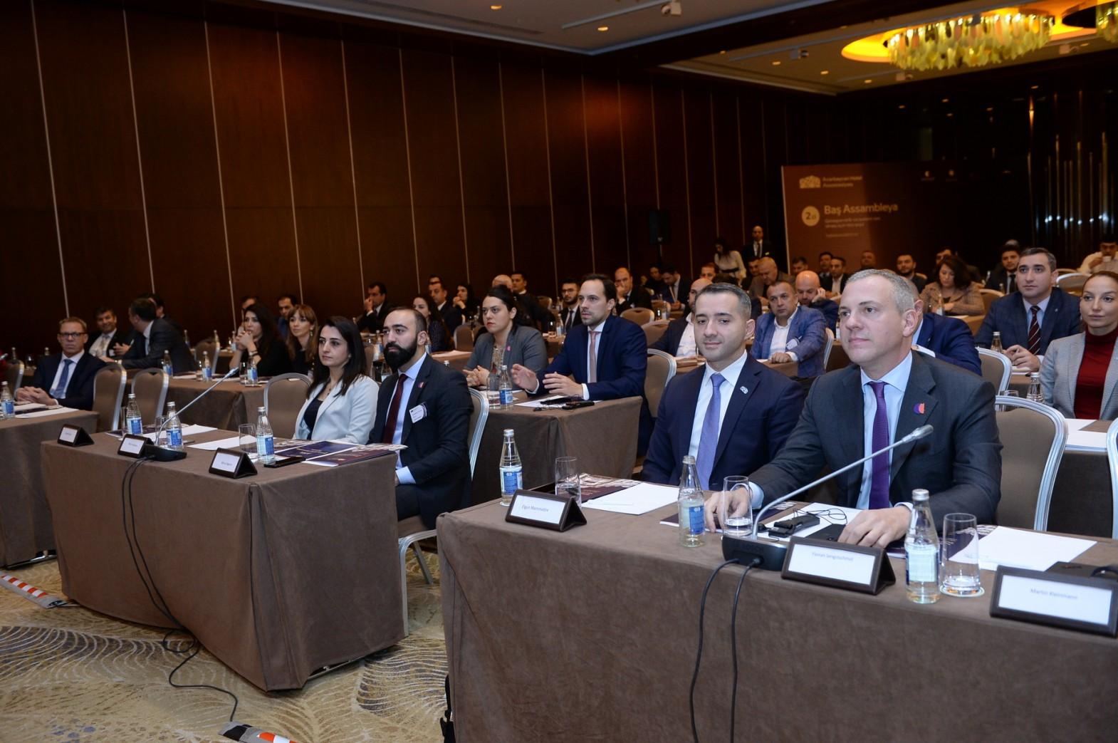 Azərbaycan Hotel Assosiasiyasının 2-ci Baş Assambleyası keçirilir