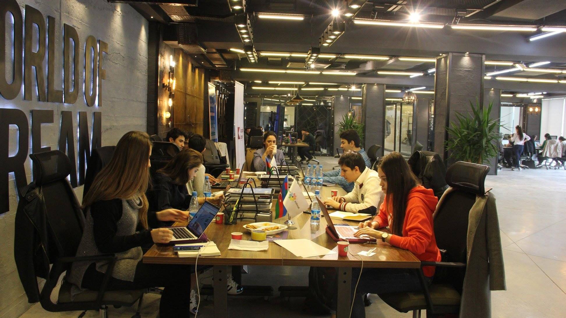 Bakıda turizm sahəsində ilk dəfə startup yarışı keçirilib
