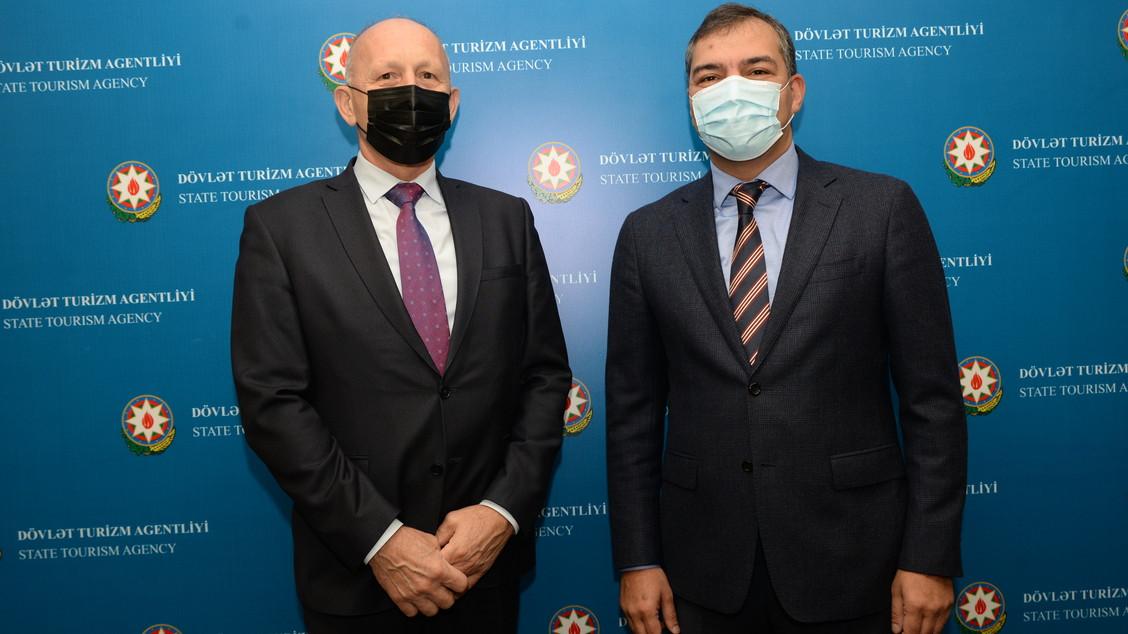 >Azərbaycan və Serbiya arasında turizm əlaqələri müzakirə olunub