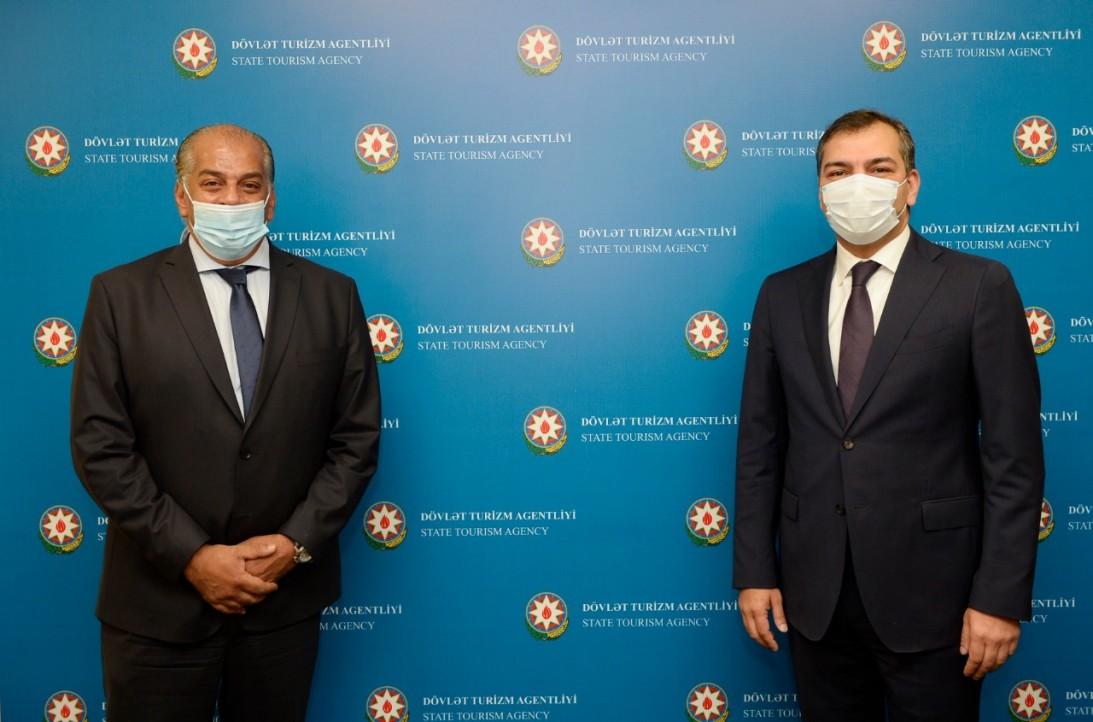 Azərbaycan və Misir arasında turizm əlaqələri genişləndirilir