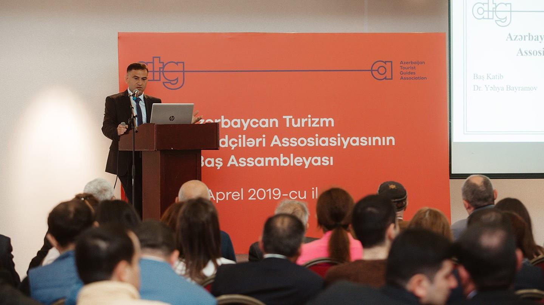 Azərbaycan Turizm Bələdçiləri Assosiasiyasının ilk Baş Assambleyası təşkil edilib}