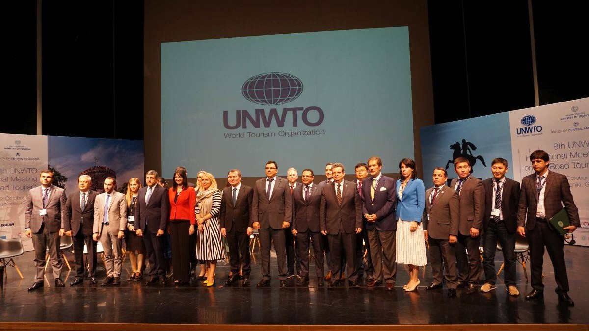 Azərbaycan 8-ci İpək Yolu Turizmi Beynəlxalq Görüşündə iştirak edir