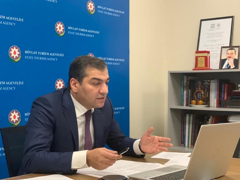 Azərbaycan və Ukrayna arasında turizm üzrə əməkdaşlıq genişləndiriləcək