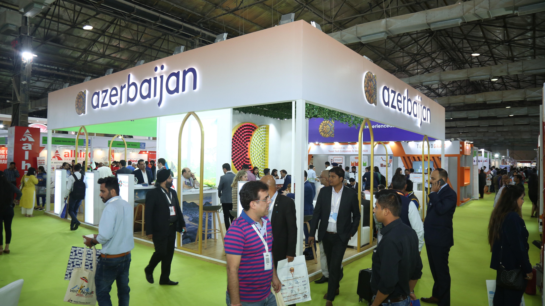 Azərbaycanın turizm imkanları Hindistanda nümayiş olunur